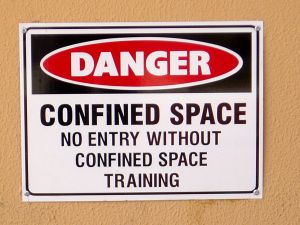 Confined Space Control